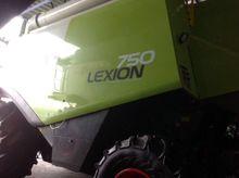 2012 CLAAS Lexion 750 combine-h