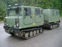 1991 Hagglunds, BV206 D6 snow g