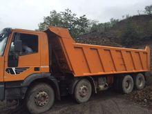 2000 IVECO 41e420 dump truck