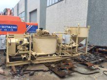 CUOGHI 250 concrete mixer