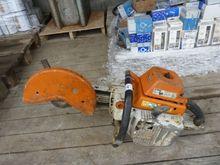 2004 Stihl TS 760 chainsaw by a