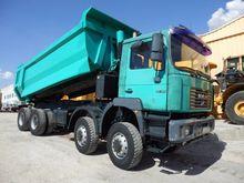1999 MAN 33.414 dump truck
