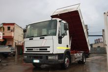 2000 IVECO ML80E18 dump truck