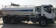 2013 RENAULT PREMUM tank truck