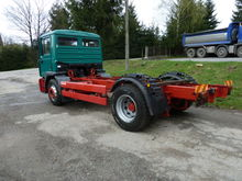 2000 MAN 18.280 chassis truck