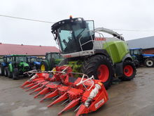 2008 CLAAS JAGUAR 950 forage ha
