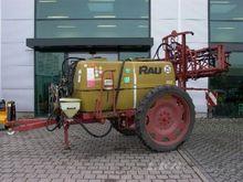 Used 1991 Rau GV25 t