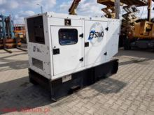2008 SDMO R 110 C2 generator