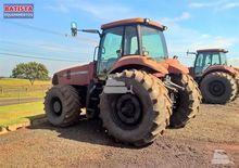 2010 CASE MX220 wheel tractor
