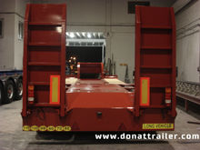 Used DONAT 2 axle lo