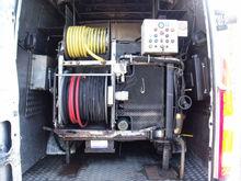 2009 IVECO 50C15 closed box van