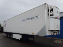 2006 KRONE refrigerated semi-tr