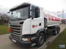 Used 2017 SCANIA fue