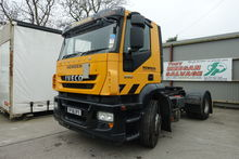 2008 IVECO Stralis 360 tractor