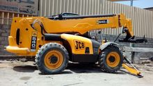 2008 JCB 540-170 telescopic whe