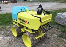 2007 RAMMAX RW1504 compactor