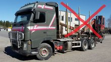 2006 VOLVO FH 520 6x4 chassis,