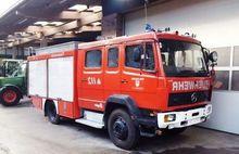 1994 MERCEDES-BENZ fire truck