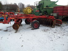 Used BRIX harrow in
