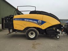 2013 HOLLAND BB1290 square bale