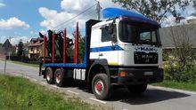 Used 2000 MAN 26-464