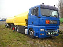 2003 MAN 26.363 FNLC fuel truck