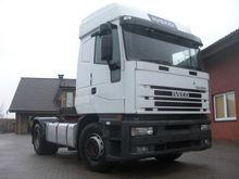 2001 IVECO 440E43, EuroStar tra