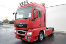 2008 MAN TGX 18.440 tractor uni
