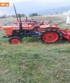KUBOTA-L1500 mini tractor