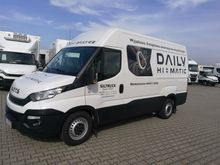 2017 IVECO Daily 35S18 V, DEALE