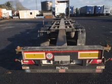 Used 2013 PACTON 45'