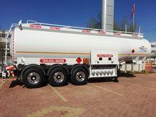 2017 NURSAN fuel tank trailer