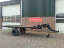 PLATTE wagen platform trailer