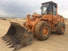 1991 CASE 721 wheel loader