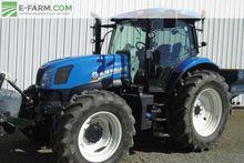 2013 HOLLAND T 6 155 wheel trac