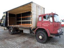 1977 BEDFORD TK 1470 tilt truck