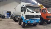 MERCEDES-BENZ 3234 tank truck b
