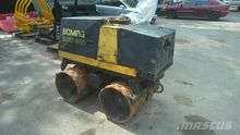1997 BOMAG BMP 851 mini road ro