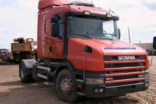 Used 1997 SCANIA T12
