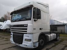 2007 DAF FT XF 105.410 Space Ca