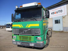 1999 VOLVO FH12 460 hook lift