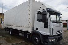2008 IVECO 120E25 tilt truck
