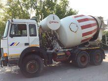 1991 IVECO 330 30H bitumen truc
