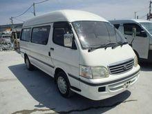 2003 TOYOTA Hiace passenger van