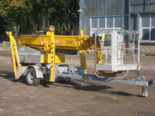 1998 OMME 1650EBZ telescopic bo