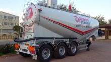 2017 NURSAN cement tank trailer