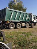 2012 IVECO Trakker dump truck