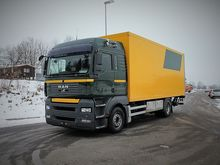 2006 MAN TGA 18.440 4x2 closed