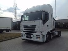 2012 IVECO AS440S46T FPLT tract