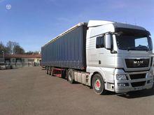 2011 MAN TGX 480 tractor unit +